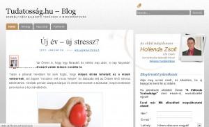 Hollenda Zsolt Life coach Tudatosság.hu blogja